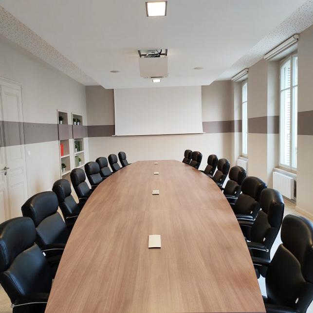 Location bureaux Strasbourg - Salle de réunion