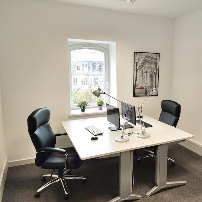 Location bureaux Strasbourg - Bureaux fermés