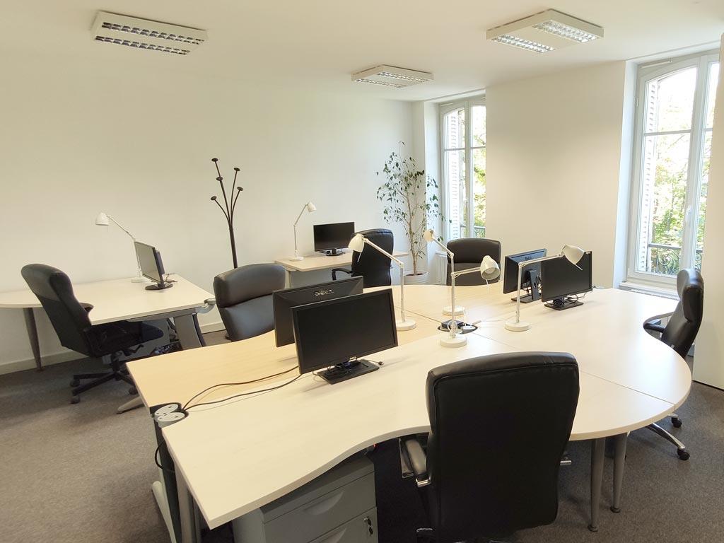 Les grands bureaux